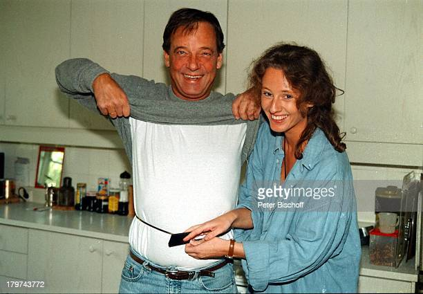 Jürgen Pooch mit Ehefrau Christel BasilonHomestory Hamburg