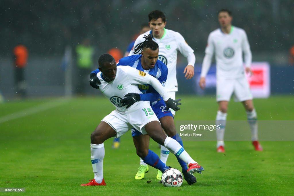 DEU: Hertha BSC v VfL Wolfsburg - Bundesliga