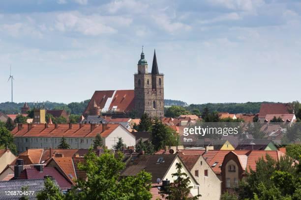 jüterbog (germany) - land brandenburg stock-fotos und bilder