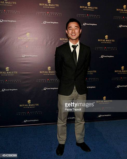 Ju Hong attends the 12th Annual Unforgettable Gala at Park Plaza on December 7 2013 in Los Angeles California