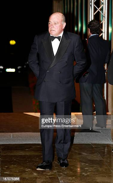 Juan Abello attends ABC Mariano de Cavia Awards 2013 Gala Dinner on November 5 2013 in Madrid Spain