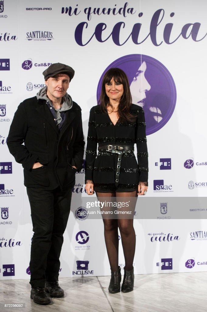 'Mi Querida Cecilia' Madrid Photocall : News Photo