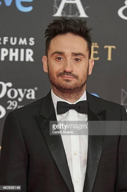 Juan Antonio Bayona attends Goya Cinema Awards 2014 at Centro de Congresos Principe Felipe on February 7 2015 in Madrid Spain