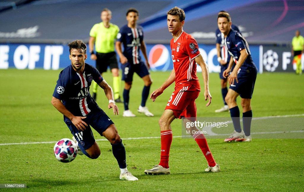 Paris Saint-Germain v Bayern Munich - UEFA Champions League Final : Fotografía de noticias