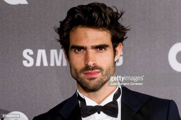 Juan Betancourt attends 'GQ Men Of The Year' awards 2017 at The Westin Palace Hotel on November 16 2017 in Madrid Spain