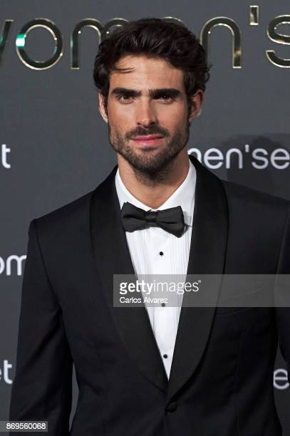 Juan Betancourt attends the event Women'Secret Night to present the campaign Wanted on November 2 2017 in Madrid Spain