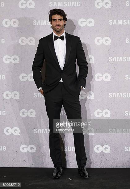 Juan Betancourt attends the GQ Men of the Year Awards at The Palace Hotel on November 3 2016 in Madrid Spain