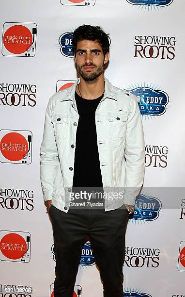 Juan Betancourt 'Showing Roots' New York Screening at SVA Theatre on May 17 2016 in New York City