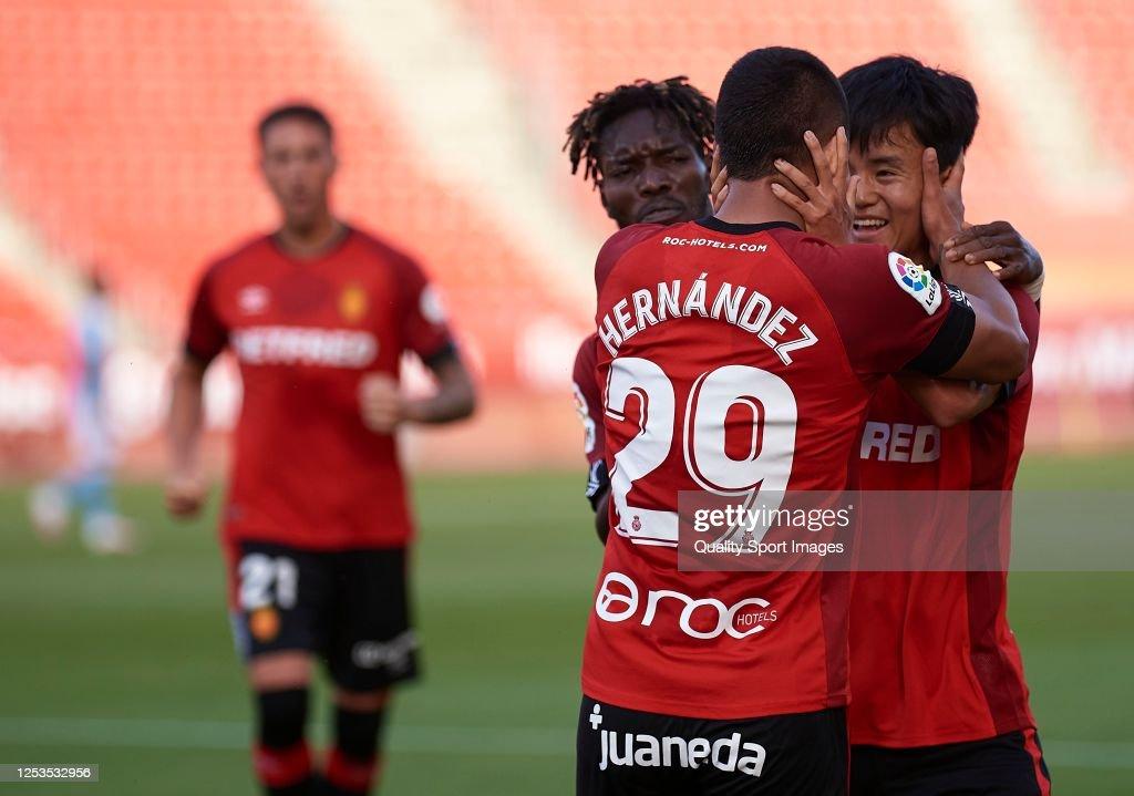 RCD Mallorca v RC Celta de Vigo  - La Liga : ニュース写真