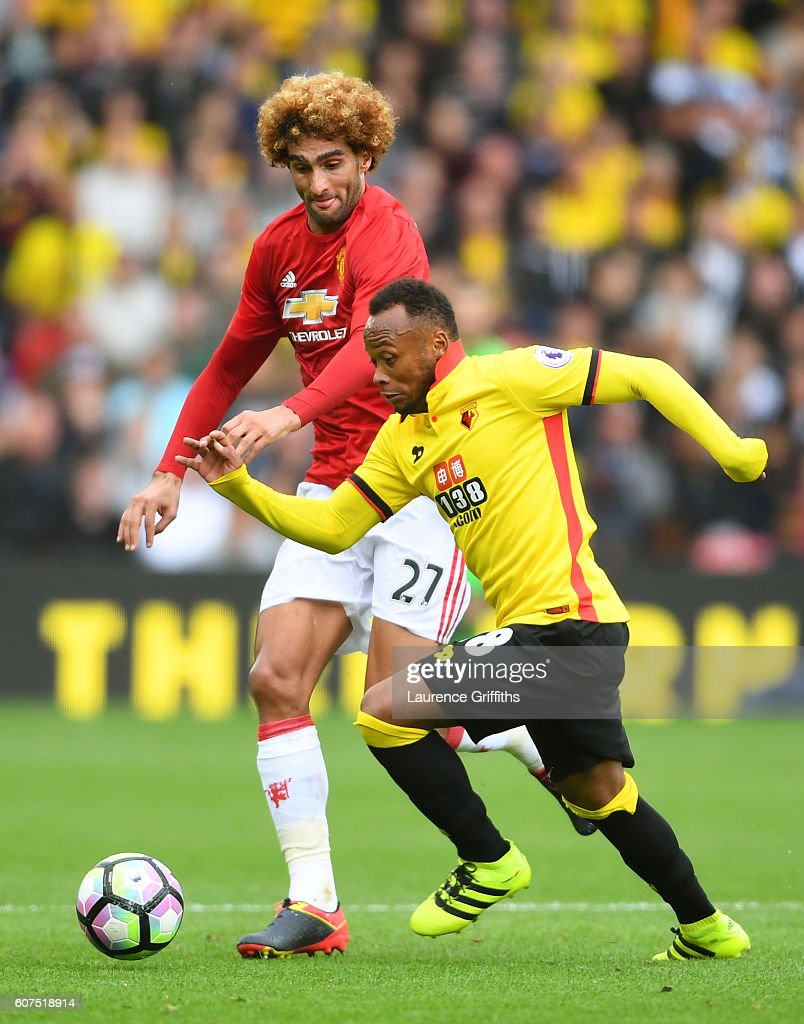 Watford v Manchester United - Premier League : News Photo