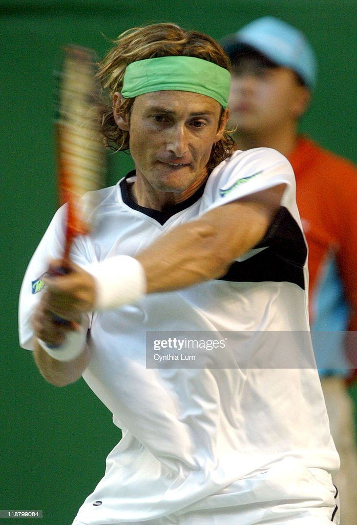 Australian Open 2006 - Men's Singles - Second Round - Juan Carlos Ferrero vs