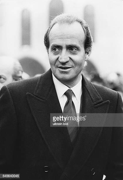 Juan Carlos I *König von Spanien 1975 1986