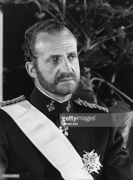Juan Carlos I *König von Spanien 1975 Portrait 1979