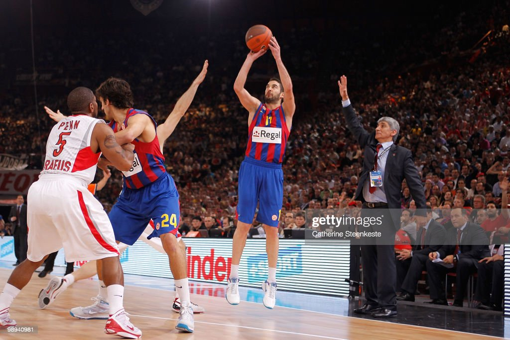 Euroleague Final Four Final - Regal FCB vs Olympiacos