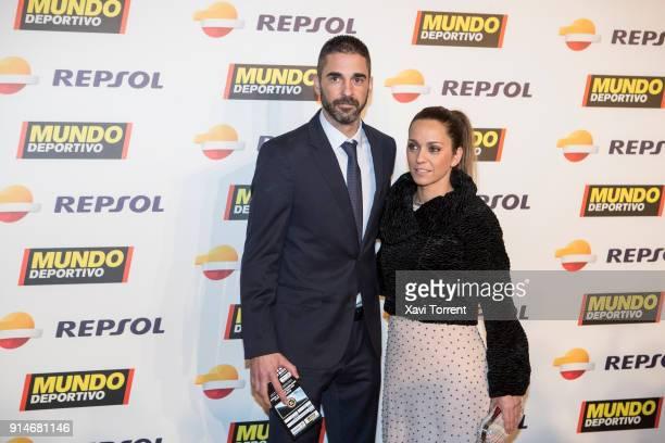 Juan Carlos Navarro attends the photocall of the 70th Mundo Deportivo Gala on February 5 2018 in Barcelona Spain