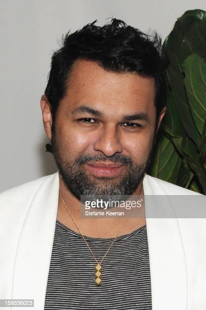 Juan Carlos Obando attends Dom Perignon and W Magazine's celebration of The Golden Globes at Chateau Marmont on January 11 2013 in Los Angeles...