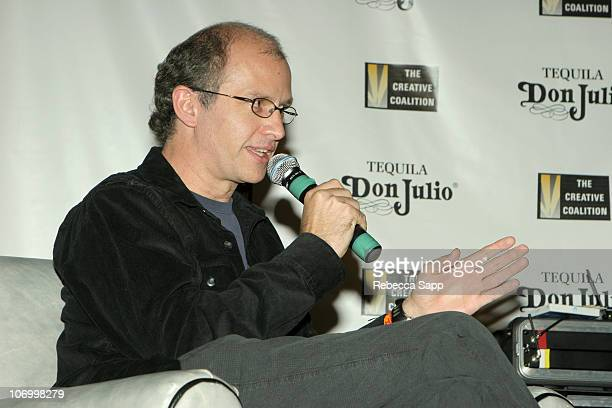 Juan Carlos Rulfo during Don Julio Tequila Presents The Creative Coalition Moviemaker Mentoring Series During AFI FEST 2006 at Premiere Lounge in Los...