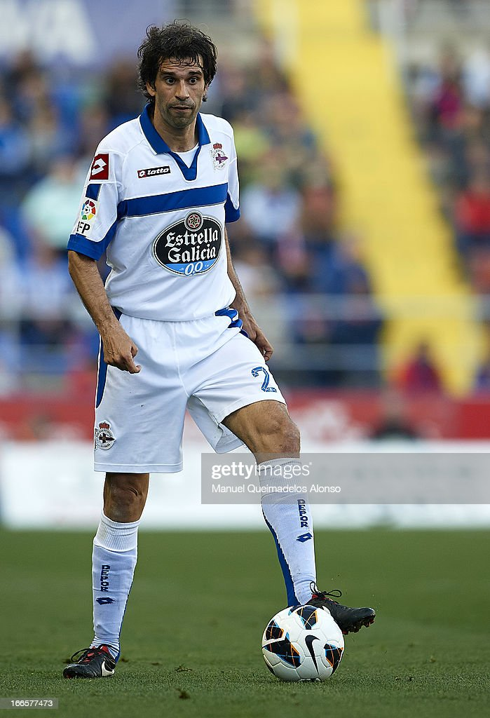 Levante UD v RC Deportivo La Coruna - La Liga : News Photo