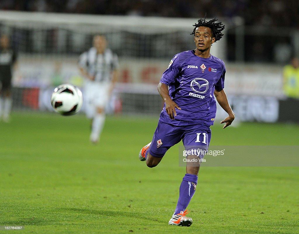 ACF Fiorentina v FC Juventus - Serie A : News Photo