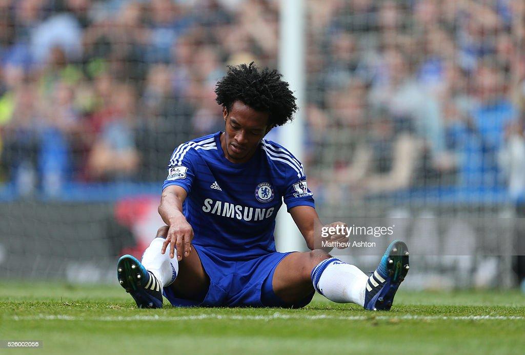 Soccer - Barclays Premier League - Chelsea v Sunderland : Fotografia de notícias
