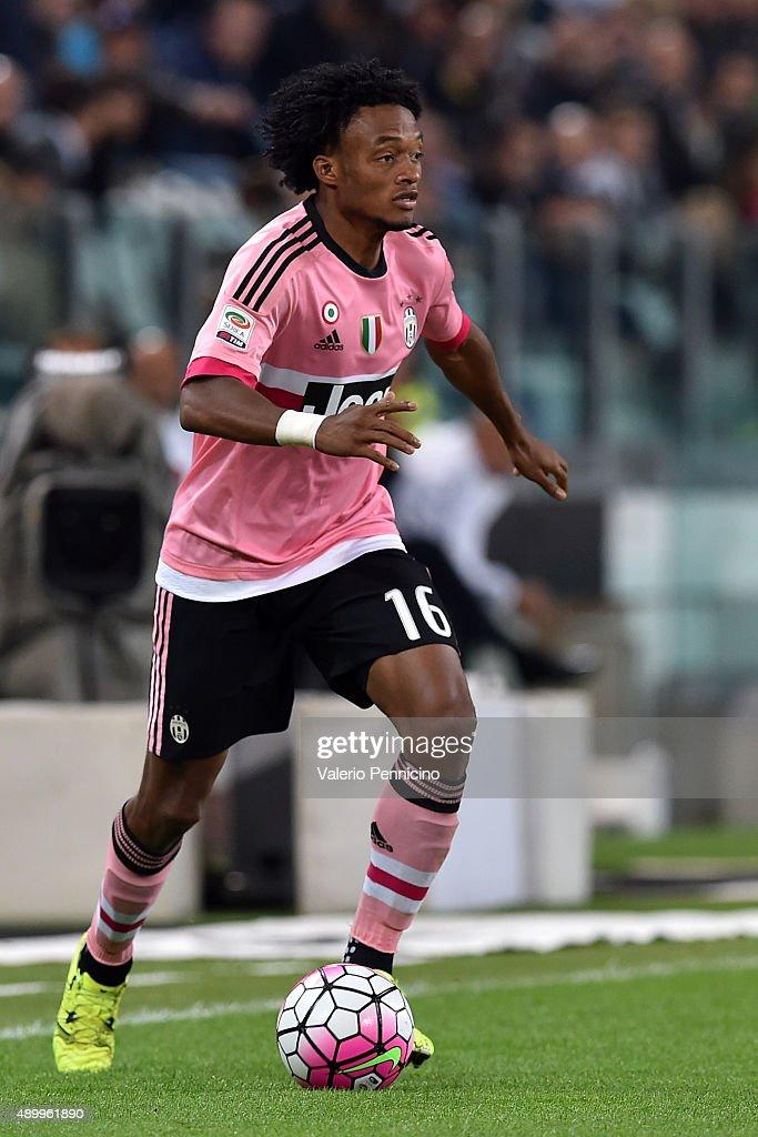 Juventus FC v Frosinone Calcio - Serie A : Fotografia de notícias