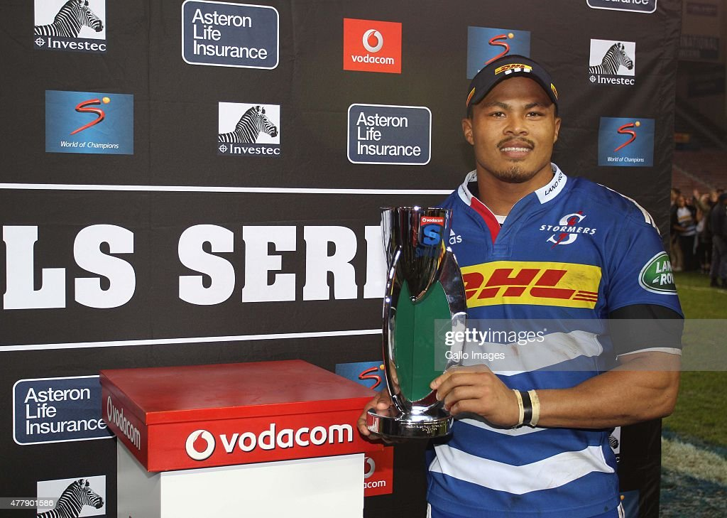 Super Rugby Qualifying Final - Stormers v Brumbies