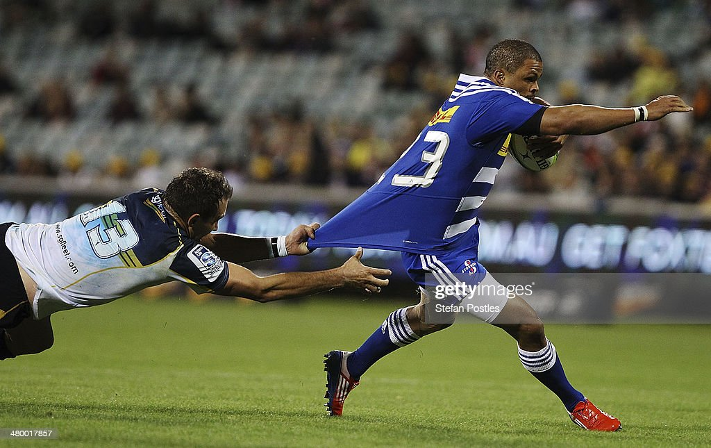 Super Rugby Rd 6 - Brumbies v Stormers