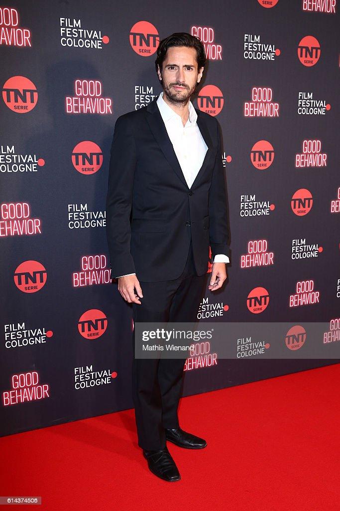 Preview Screening Of TNT Serie's 'Good Behavior' In Cologne