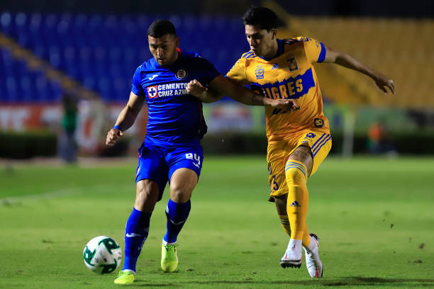 MEX: Tigres UANL v Cruz Azul - Playoffs Torneo Guard1anes 2020 Liga MX