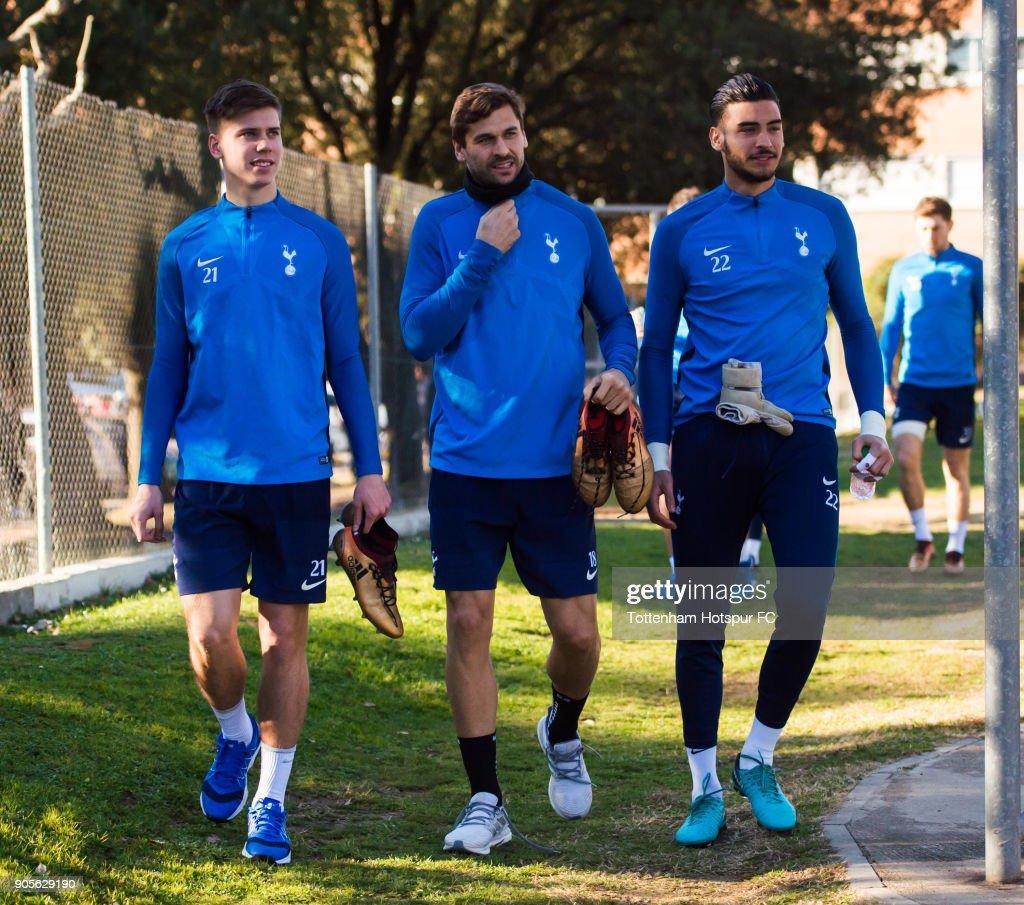 Tottenham Hotspur Mid-Season Training Camp