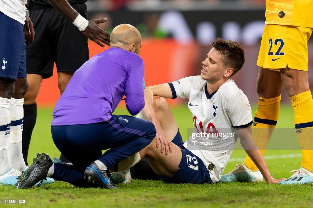 Tottenham Hotspur v Bayern Muenchen - Audi Cup 2019 Final : News Photo