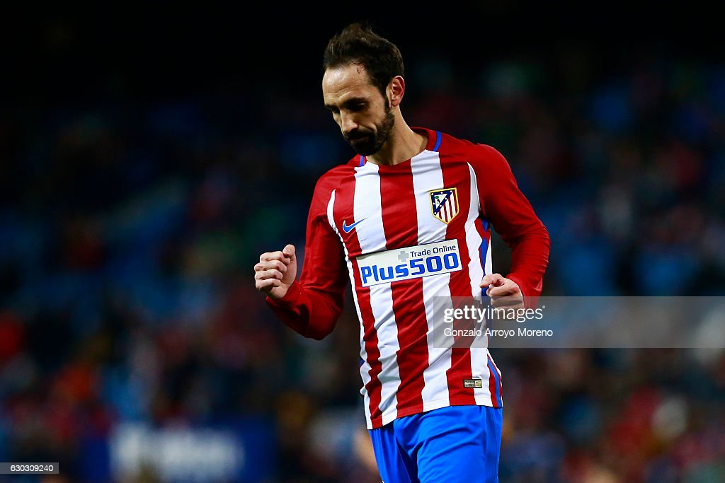 Club Atletico de Madrid v CD Gijuelo - Copa del Rey