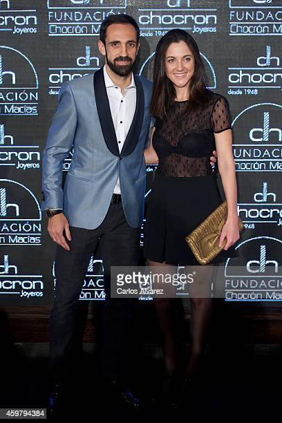 Juan Francisco Torres attends the presentation of Chocron Jewelry Charity Catalogue on December 1, 2014 in Madrid, Spain.
