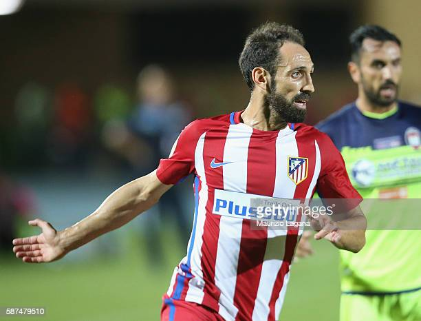 Juan Francisco Torres of Atletico de Madrid during presseason friendly match between FC Crotone and Club Atletico de Madrid at Stadio Comunale Gigi...
