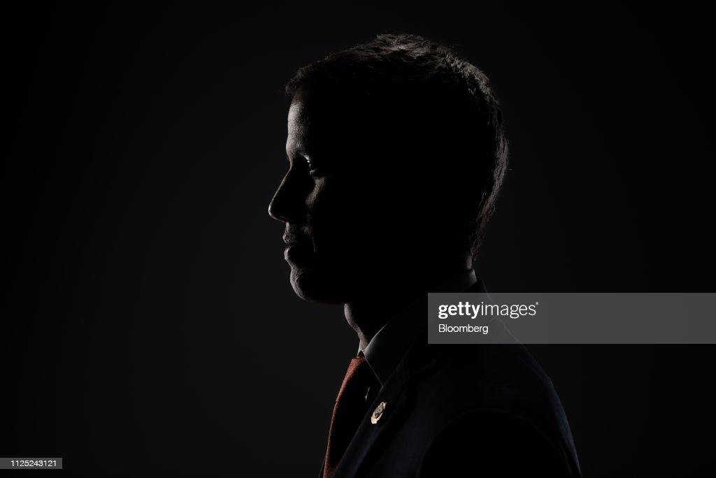 VEN: National Assembly President Juan Guaido Portraits