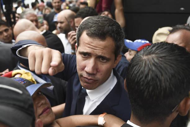 VEN: Venezuela Opposition-Led Congress Votes to Rejoin Defense Treaty