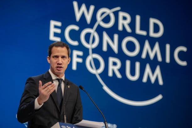 CHE: Day Three Of The World Economic Forum (WEF) Annual Meeting 2020