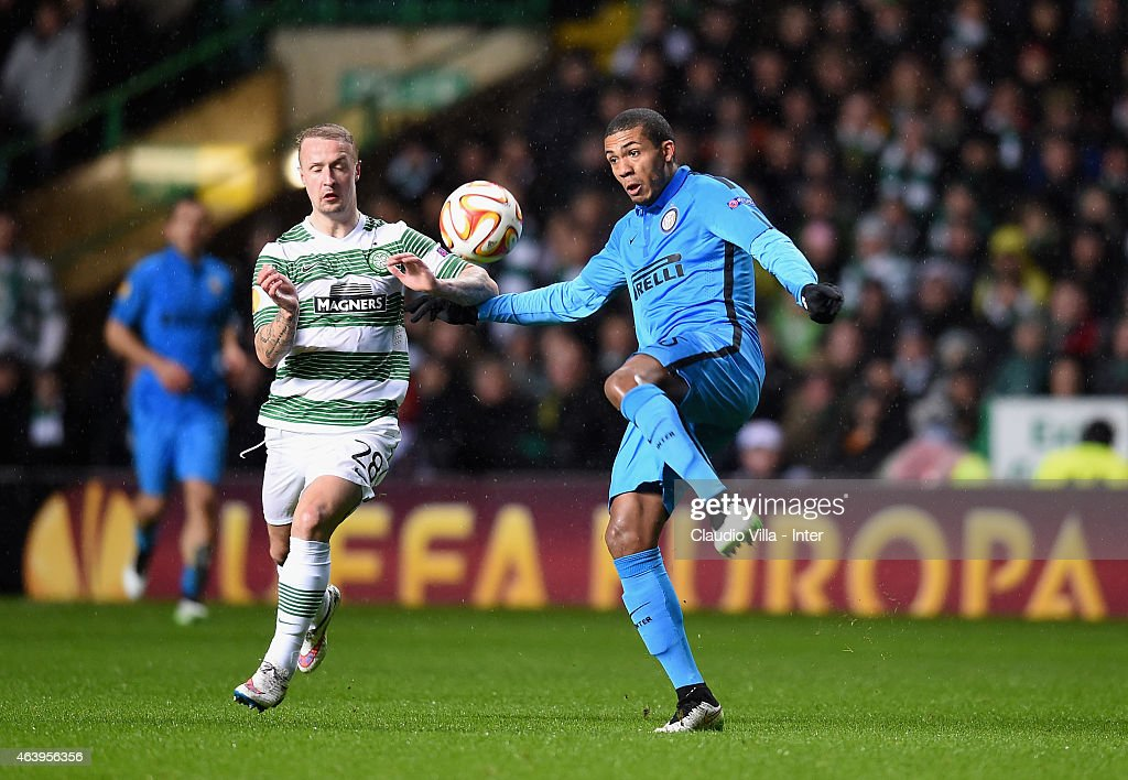Celtic FC v FC Internazionale Milano - UEFA Europa League Round of 32 : News Photo
