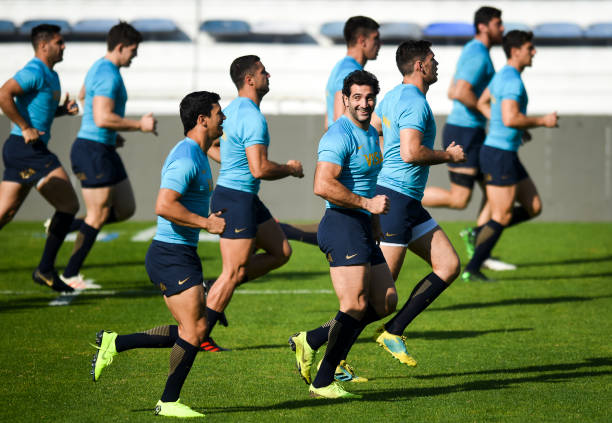 ARG: Argentina Captain's Run