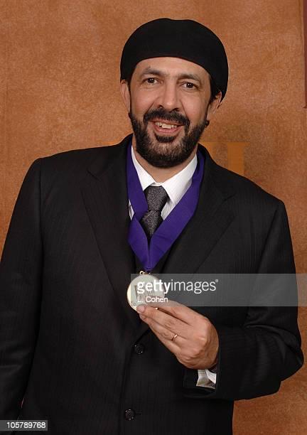 Juan Luis Guerra, honoree during BMI 13th Annual Latin Music Awards at Metropolitan Pavillion in New York City, New York, United States.