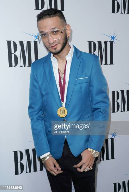 Juan M Frias aka Brasa attends the 26th Annual BMI Latin Awards on March 19 2019 in Los Angeles California