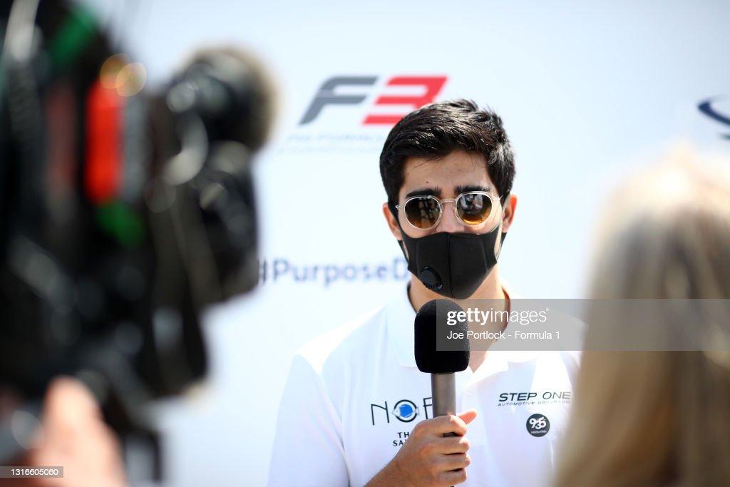 Formula 3 Championship - Round 1:Barcelona - Previews : ニュース写真