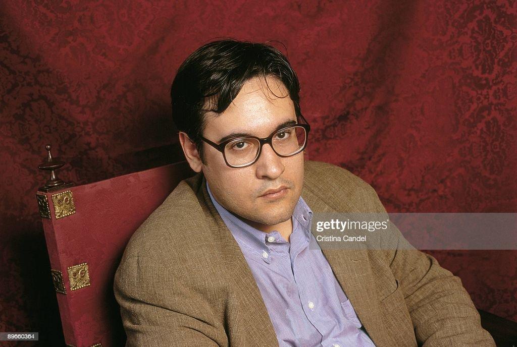 Juan Manuel de Prada, writer : Fotografía de noticias