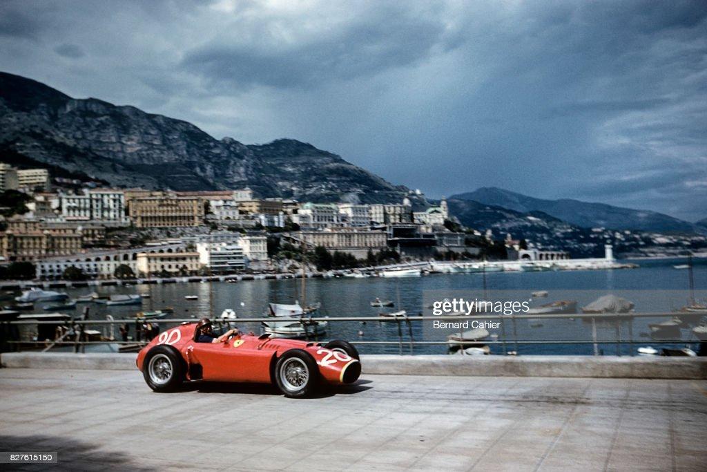 Juan Manuel Fangio, Grand Prix Of Monaco : ニュース写真
