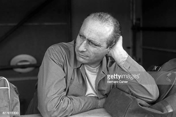 Juan Manuel Fangio, Grand Prix of Morocco, Casablanca, 27 October 1957.