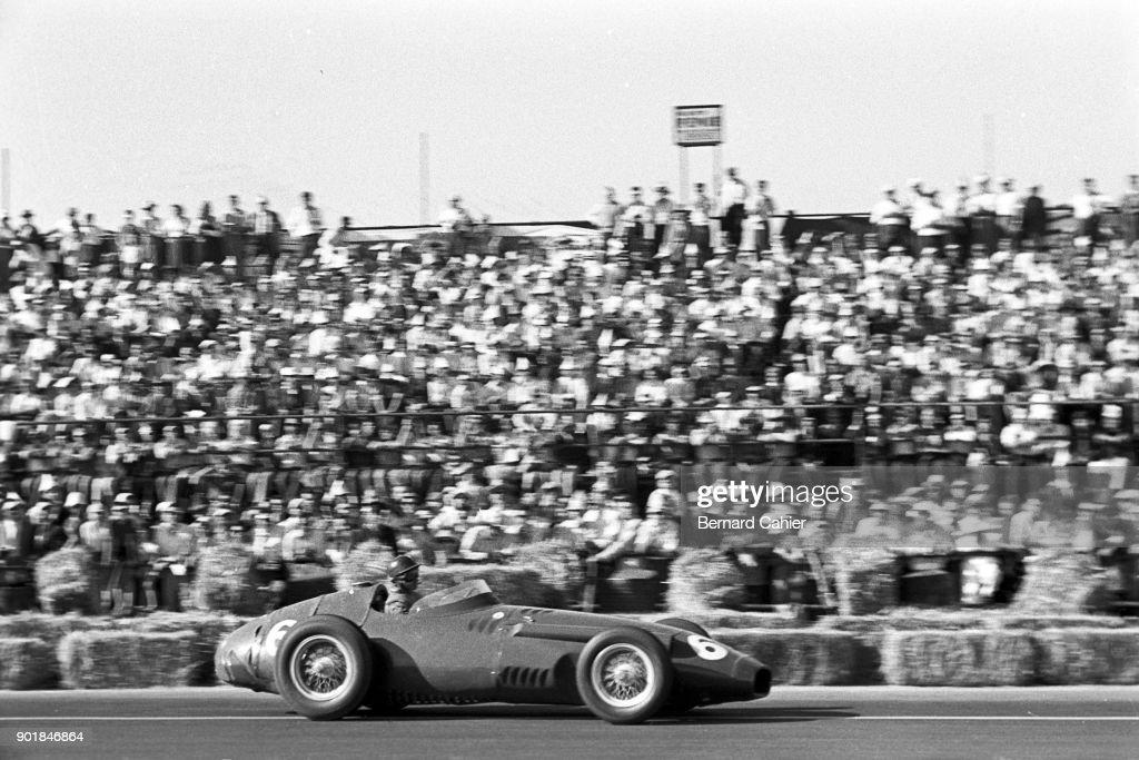 Juan Manuel Fangio, Grand Prix Of Morroco : ニュース写真
