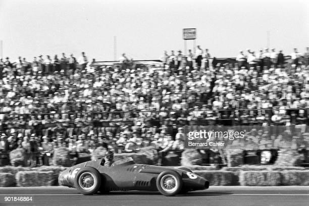 Juan Manuel Fangio, Grand Prix of Morroco, Casablanca, 27 October 1957.