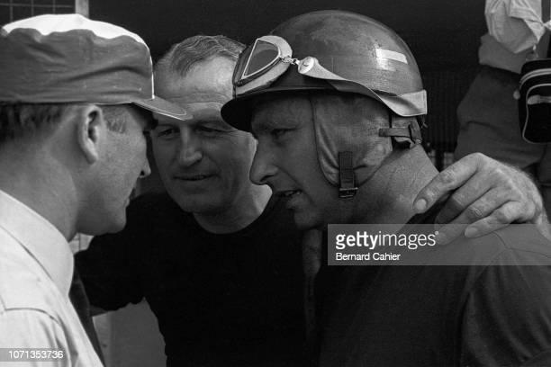 Juan Manuel Fangio, Karl Kling, Mercedes W196, Grand Prix of Italy, Autodromo Nazionale Monza, 11 September 1955. Juan Manuel Fangio during practice...