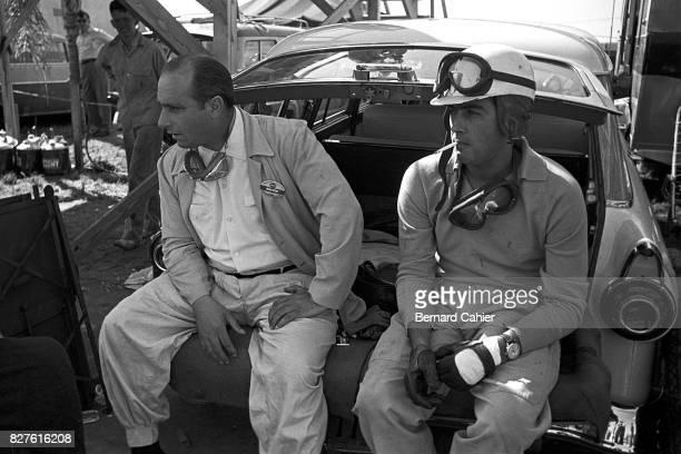 Juan Manuel Fangio Luigi Musso 12 Hours of Sebring Sebring 24 March 1956