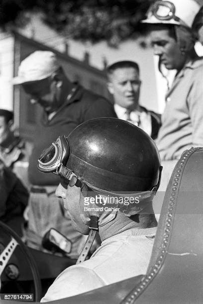Juan Manuel Fangio Luigi Musso Ferrari D50 Grand Prix of Monaco Monaco 13 May 1956